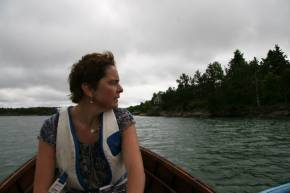 Jaana Kouri: Akanvirtaa ajanvierestä