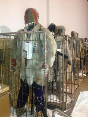 Kulttuurienmuseo muuttaa – Rituaalimuseo periakvaarion.