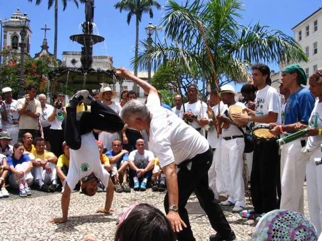 capoeira, Inkeri Aula